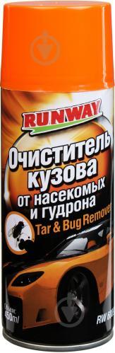 Очиститель кузова RunWay RW6089 450 мл - фото 2