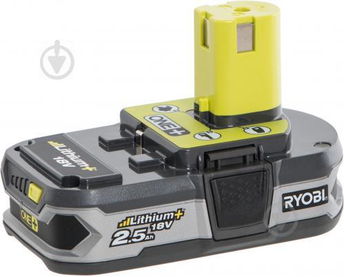 Батарея аккумуляторная RYOBI ONE+ RB18L25 - фото Батарея аккумуляторная RYOBI ONE+ RB18L25 - фото 6