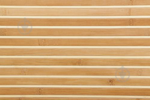 Обои бамбуковые LZ - 0815 17/6 мм 2 м полосатые - фото 6