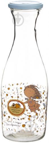 Бутылка Абрикосовый улет 1 л Gapchinska - фото 4
