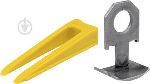 Система выравнивания плитки Vorel 400 шт./уп - фото 3