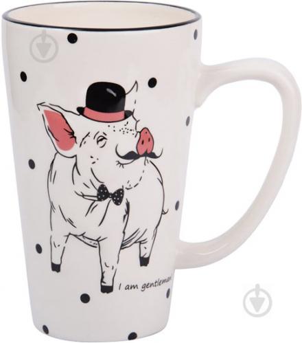 Чашка Джентльмен 750 мл 940-190 Lefard - фото 3