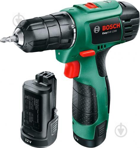 Шуруповерт аккумуляторный Bosch EasyDrill 1200 06039A210B - фото 8