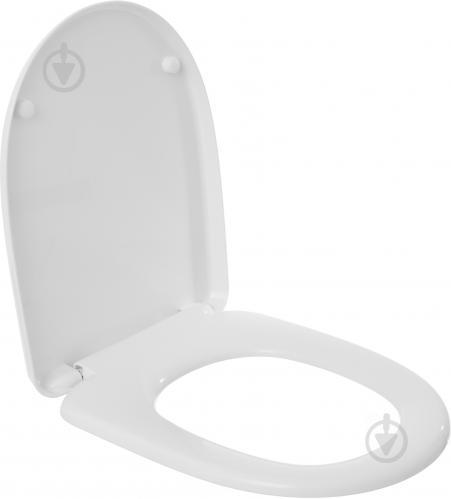 Сиденье для унитаза Полімердеталь СУА-5Д - фото 3