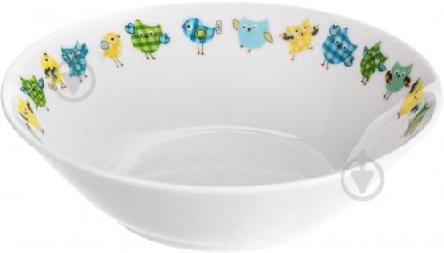 Набор детской посуды WALDENBURG Совы 3 предмета - фото 8