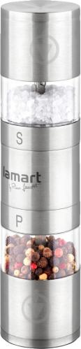 Мельница для соли и перца Tube 4,4 см LT7013 Lamart - фото 5