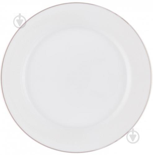 Сервиз столовый Wave White 25 предметов на 6 персон DPL - фото 11