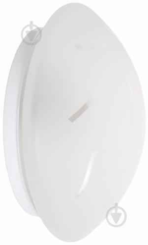 Светильник настенно-потолочный Укрсвітло НПБ 1x60 Вт E27 белый - фото 4