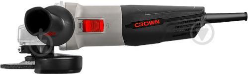 Болгарка (угловая шлифмашина) Crown CT13497-125R - фото 5