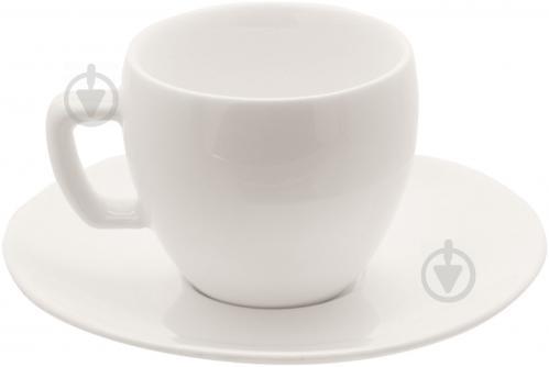 Чашка с блюдцем Crema 80 мл 387120 Tescoma - фото 4