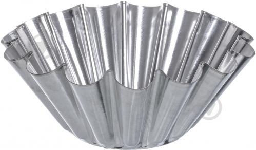 Форма для выпекания кекса 8,2х20,9х11 см ФК-1рд Нікіс - фото 2