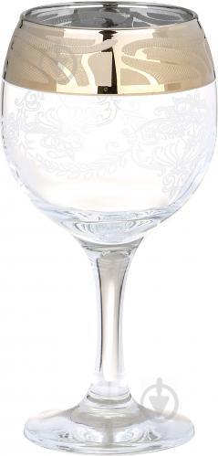 Набор бокалов для вина Бистро Мускат 260 мл 6 шт. GE05-411 Гусь Хрустальный - фото 3