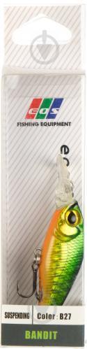 Воблер EOS Suspending 10 г 55 мм - фото 4
