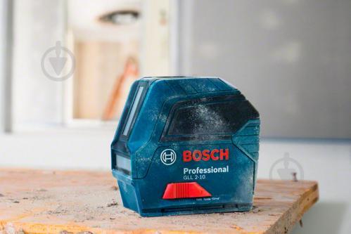 Нивелир лазерный Bosch Professional GLL 2-10 0601063L00 - фото 10