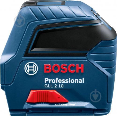 Нивелир лазерный Bosch Professional GLL 2-10 0601063L00 - фото 7