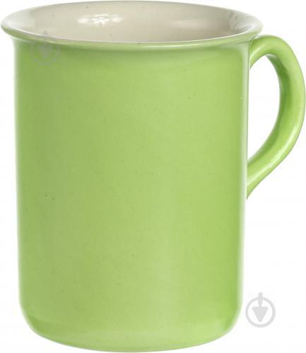 Чашка 400 мл салатовая Сударь - фото 4