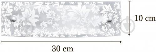 Светильник настенно-потолочный Vesta Light НББ 1x60 Вт E27 белый 37282 - фото 6