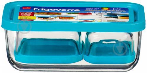 Набор емкостей для хранения Quadra 390210SA1021990 Bormioli Rocco - фото 4