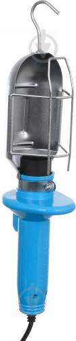 Светильник переносной Electraline 2 х 0,75 5 м 60 Вт синий - фото 10