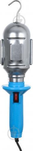 Светильник переносной Electraline 2 х 0,75 5 м 60 Вт синий - фото 11