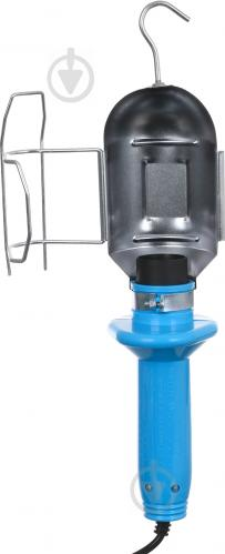 Светильник переносной Electraline 2 х 0,75 5 м 60 Вт синий - фото 9