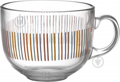 Чашка Malaga Stripes 435 мл Banquet - фото 2