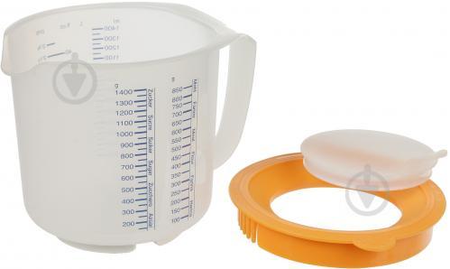 Мерная емкость Measure & Store 3 в 1 1,4 л 3168 Leifheit - фото 6