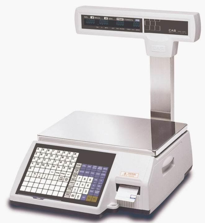Весы CAS CL5000J