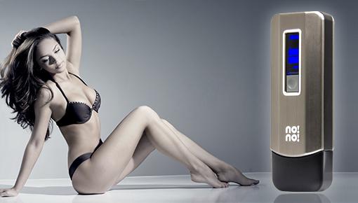 Купить NO!NO! PRO5! ― Купить лазерный эпилятор NO!NO! PRO5! за 6199 грн!