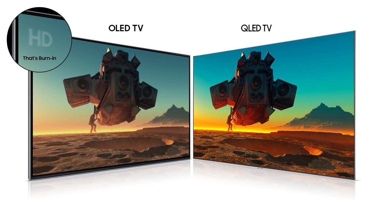 "Телевизор SAMSUNG QE49Q6FNA QLED, 4K UHD, PQI (Picture Quality Index) 2600(*49"": 2600) Wi-Fi, DVB-C, DVB-T2, DVB-S2, - фото Long Life Span"