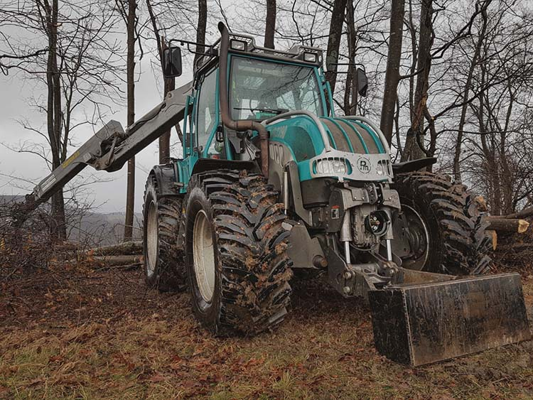 Nokian Tractor King