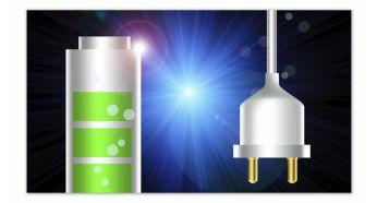 Работа от электросети или батарей для удобства размещения