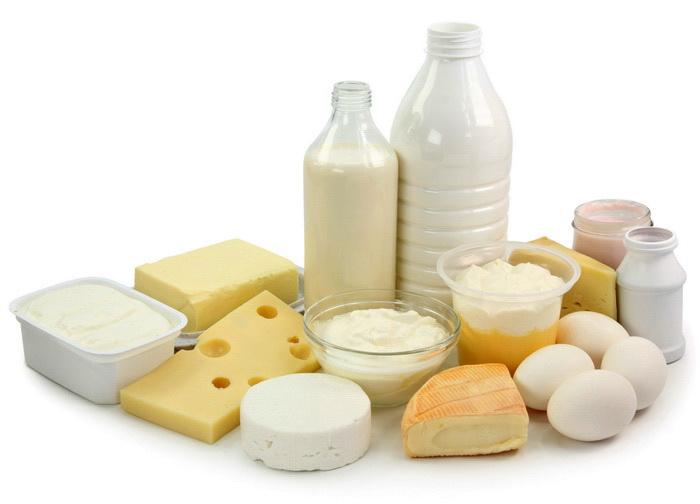 молочные продукты и кальций visionural.com