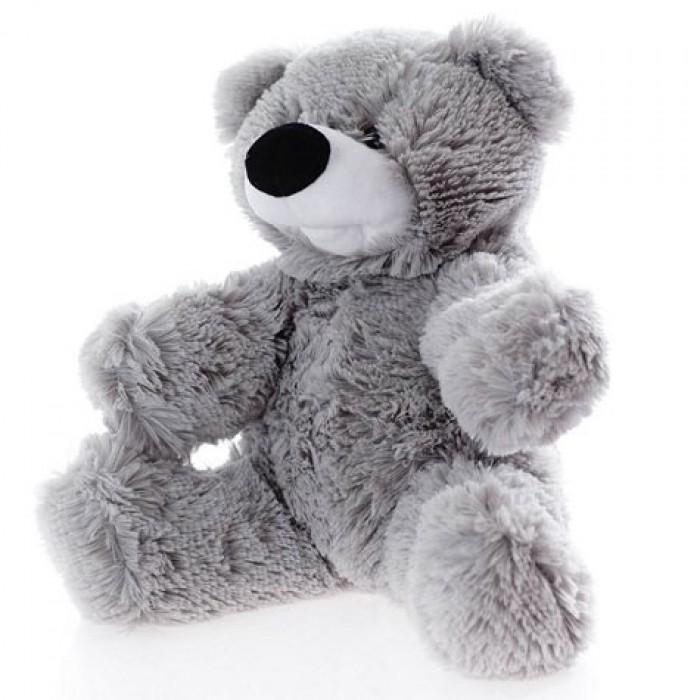 "Медведь сидячий ""Бублик"" серый 55 см - фото product1069_5_big-700x700.jpg"