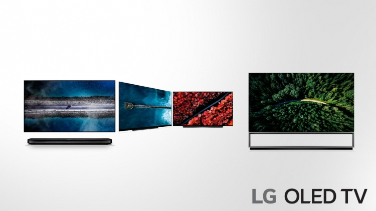 LG представила телевизоры 4K OLED 2019 года с поддержкой HDMI 2.1 - фото 1