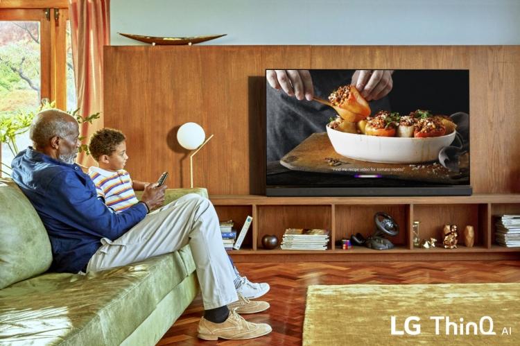 LG представила телевизоры 4K OLED 2019 года с поддержкой HDMI 2.1 - фото 3