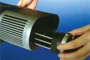 Ионизатор очиститель воздуха с ультрафиолетовой лампой Zenet XJ-2100 - фото 1