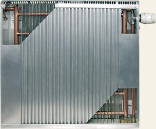батареи отопления алюминиевые