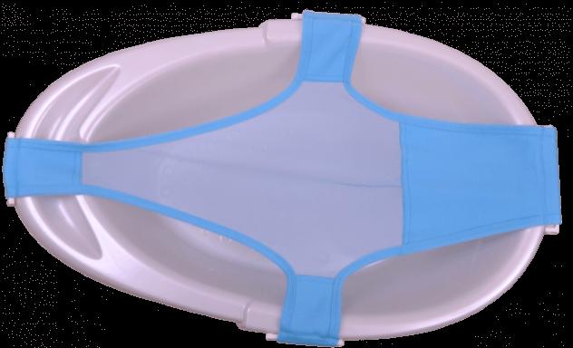 Подставки и сидения для купания детей - фото Горка-гамак