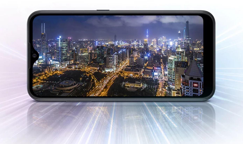 Смартфон SAMSUNG Galaxy A01 2/16GB Red (SM-A015FZRDSEK), фото 5