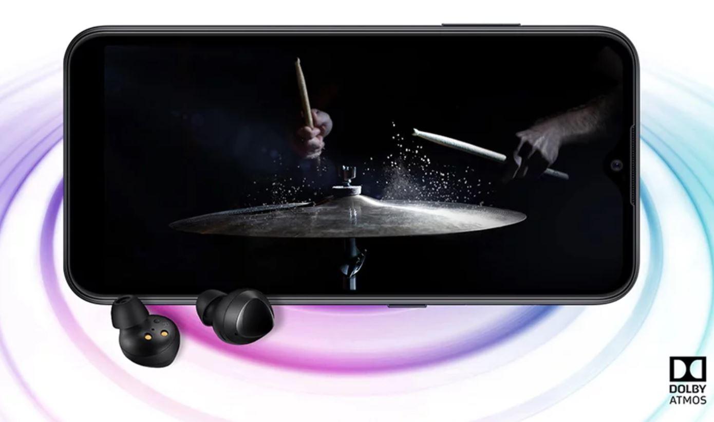 Смартфон SAMSUNG Galaxy A01 2/16GB Red (SM-A015FZRDSEK), фото 7
