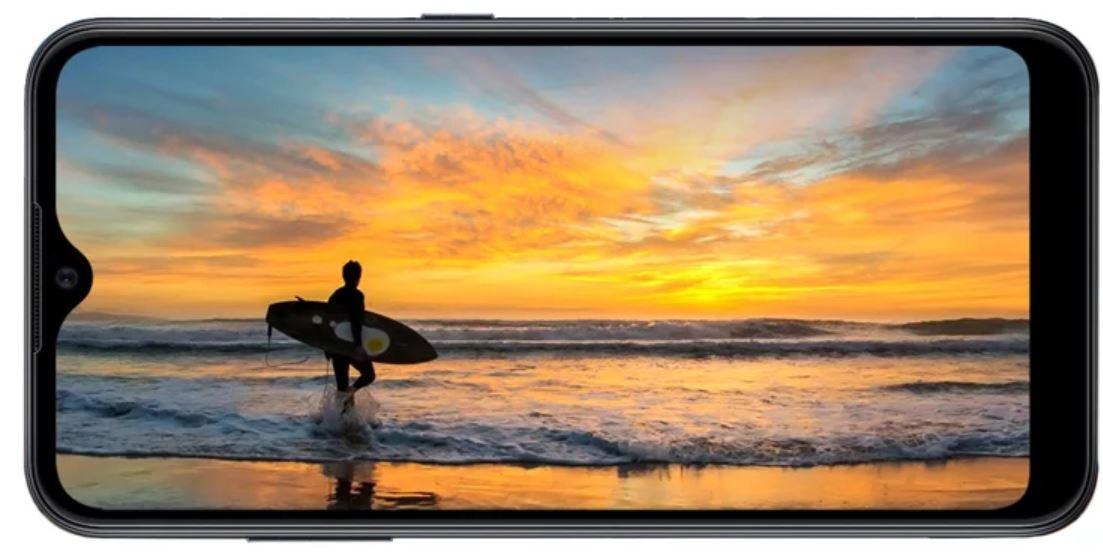 Смартфон SAMSUNG Galaxy A01 2/16GB Red (SM-A015FZRDSEK), фото 1