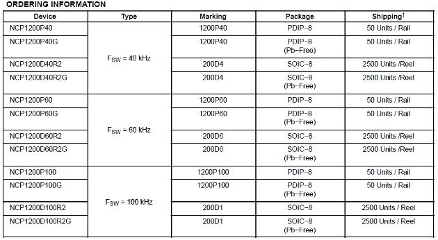Микросхема DAP6A (NCP1200D6) - фото ncp1200_653.jpg