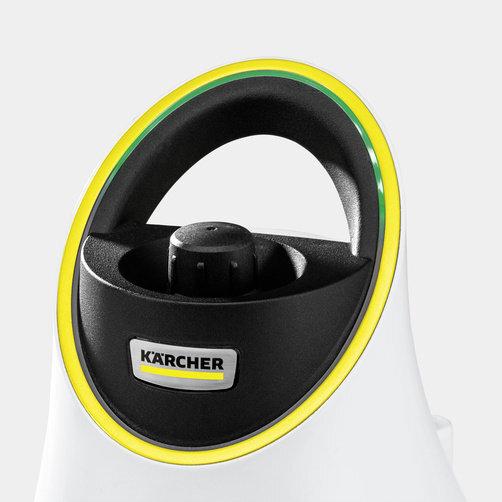 Пароочиститель SC 2 Deluxe EasyFix Premium: Светодиодный дисплей на устройстве