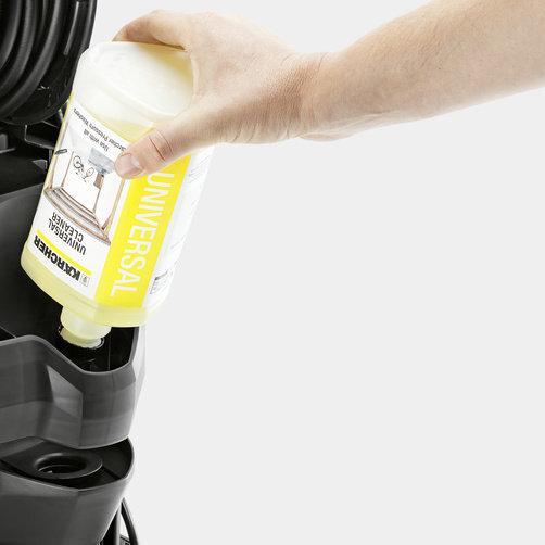 Міні-мийка K 5: Система забору хімії Plug 'n' Clean
