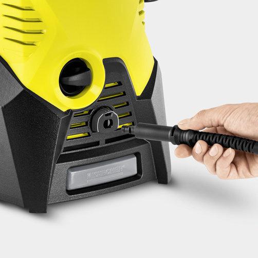 Міні-мийка K 3: Система швидкого підключення Quick Connect
