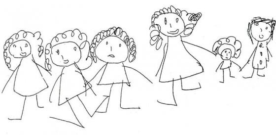 Что можно увидеть в детском рисунке? - фото 1