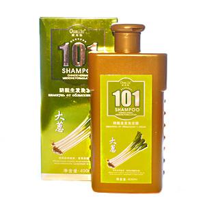 Шампунь для волос Oumile 101 от облысения с луком, 400 мл.