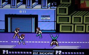 Скриншот из игры Double Dragon 2