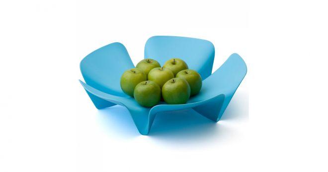 пластиковое блюдо для фруктов